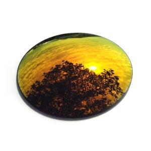 Solar Flair Fire Opal