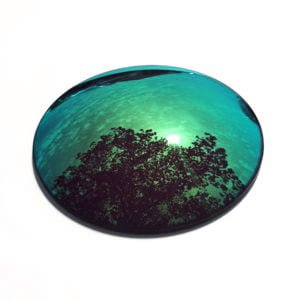 Solar Flair Emerald
